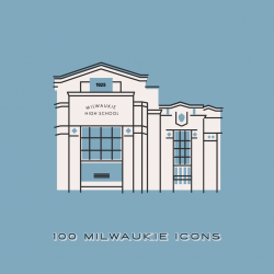 Milwaukie Icons MHS