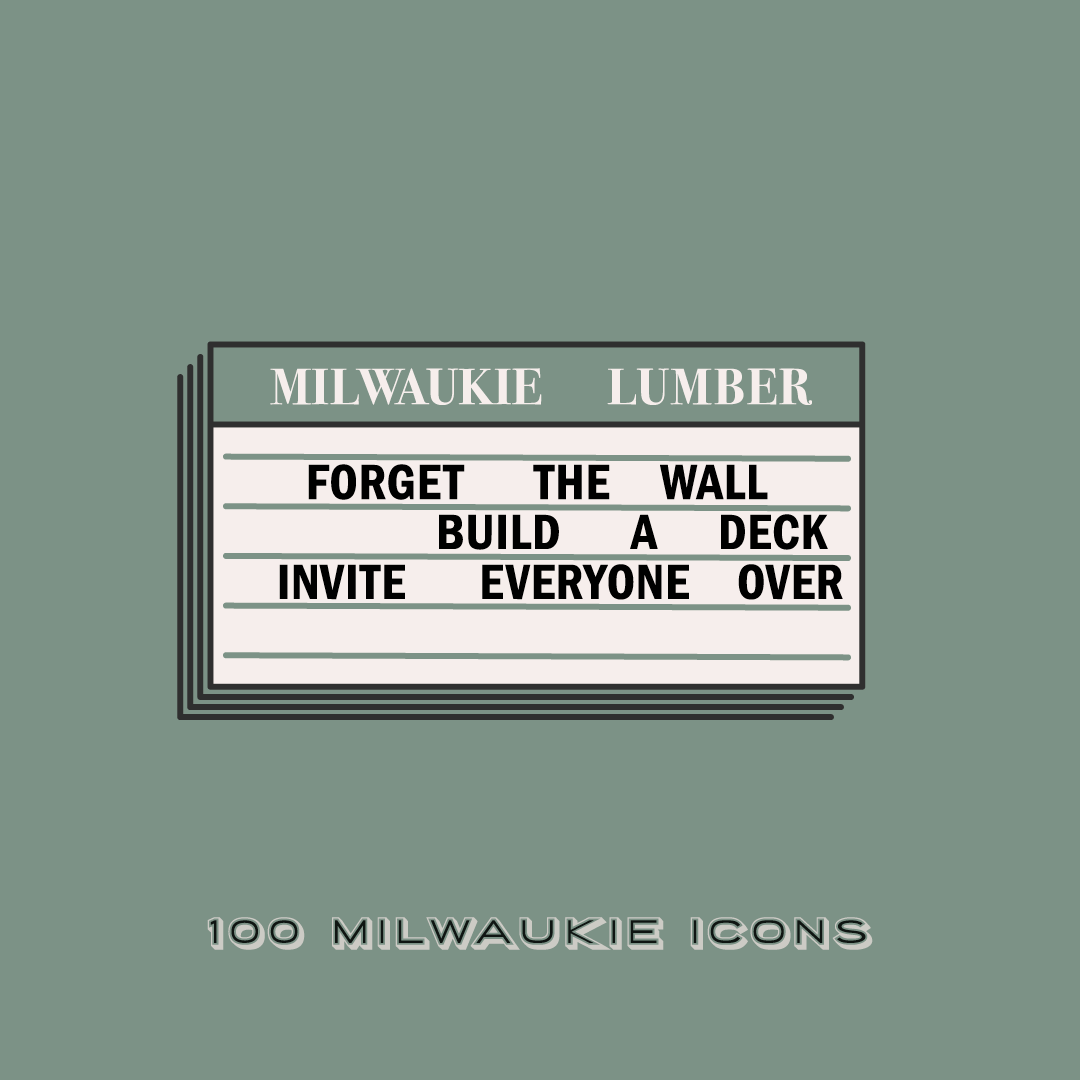 Milwaukie Icon Milwaukie Lumber
